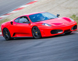 Ferrari F430 Spider Training (2 Runden)